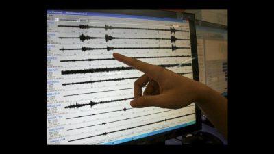 Dos sismos de 5,3 y 2,8 grados sacuden oeste de Argentina