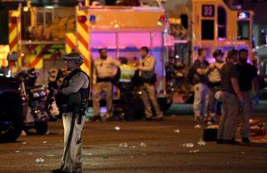 EI reivindica tiroteo en Las Vegas que dejó al menos 58 muertos