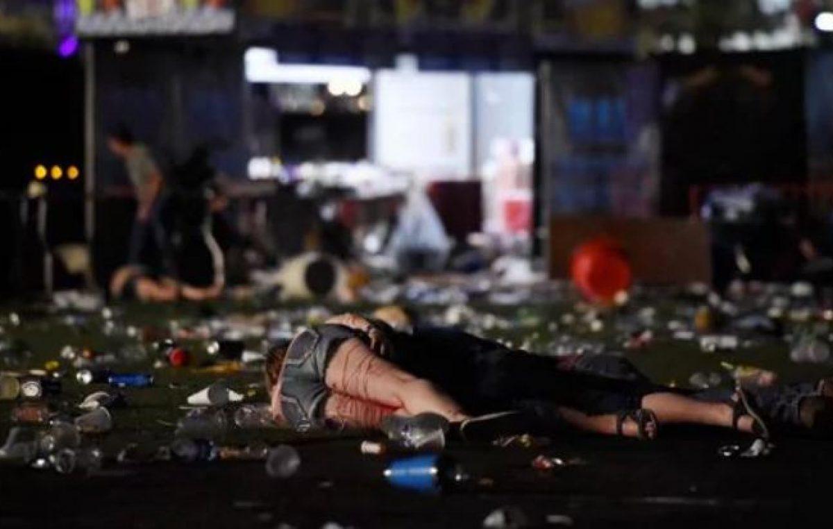 """Asesino de Las Vegas: Jubilado, apostador, un """"tipo normal"""""""